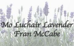 Mo Luchair Lavender Fran McCabe